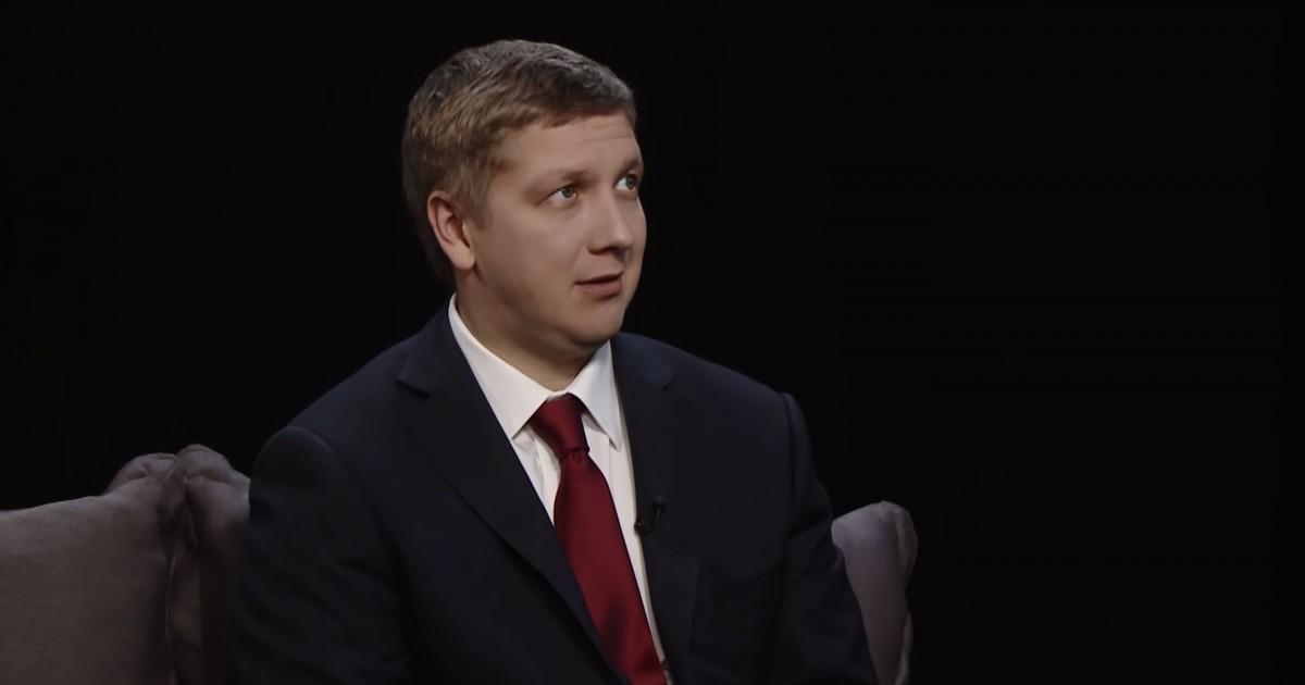 """Коболев надеется на как минимум еще один год в """"Нафтогазе"""" - интервью"""