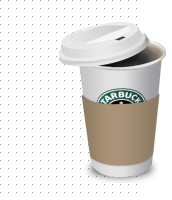 Чашка кави =